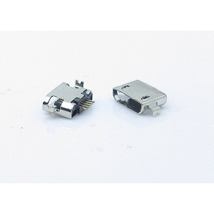 MICRO 5P 沉板1.0 两脚 带1.5插板
