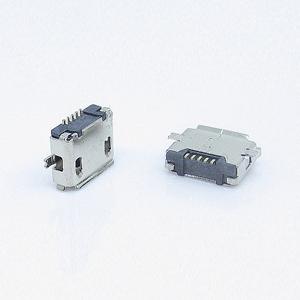 MICRO USB 5pin SMT AB型