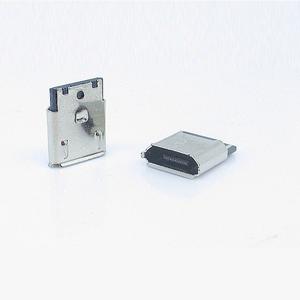 USB MICRO 5P 焊线式