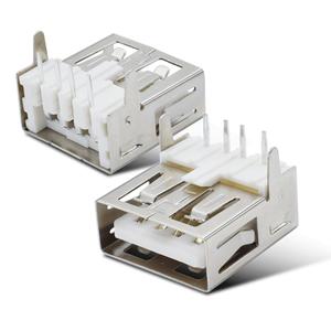 USB2.0 AF90度直插