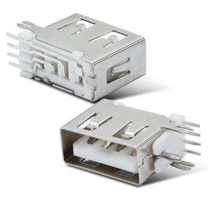 USB2.0 侧插短体