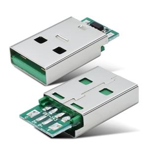 USB2.0公座带板